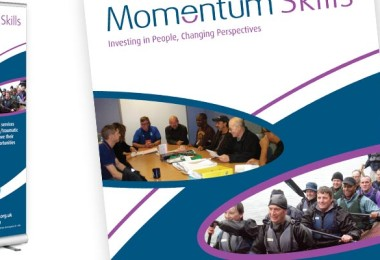 Graphic Design for Momentum