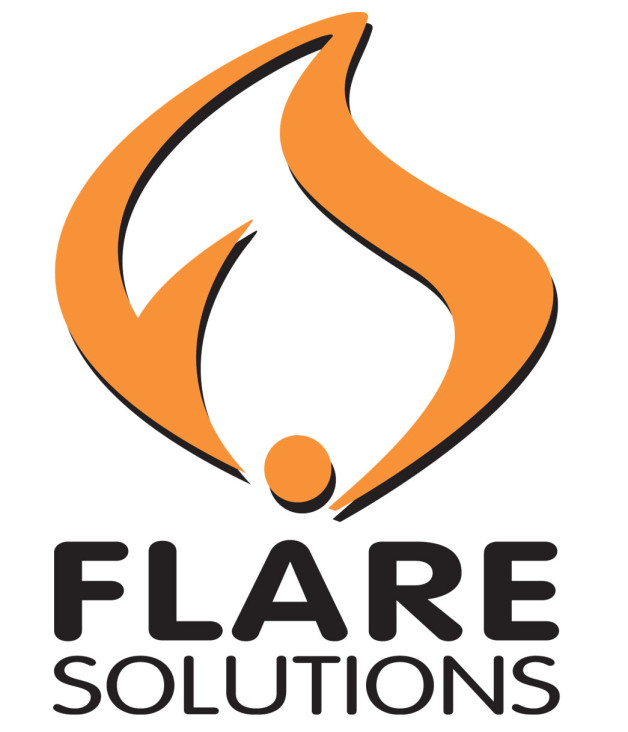 Logo Design for Flare Solutions
