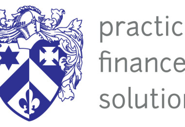 Practice Finance Solutions Logo Design
